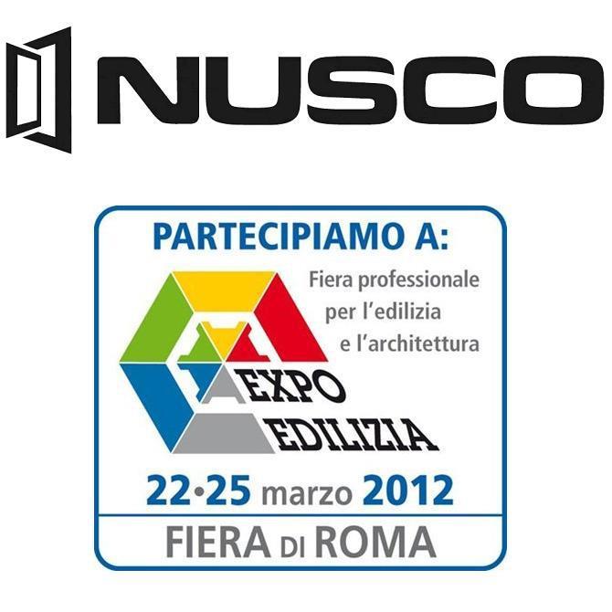 Nusco spa ad expoedilizia 2012 n p r comunicazione - Nusco porte milano ...