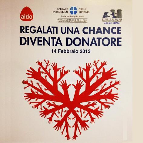 donazione organi VILLA BETANIA ANT