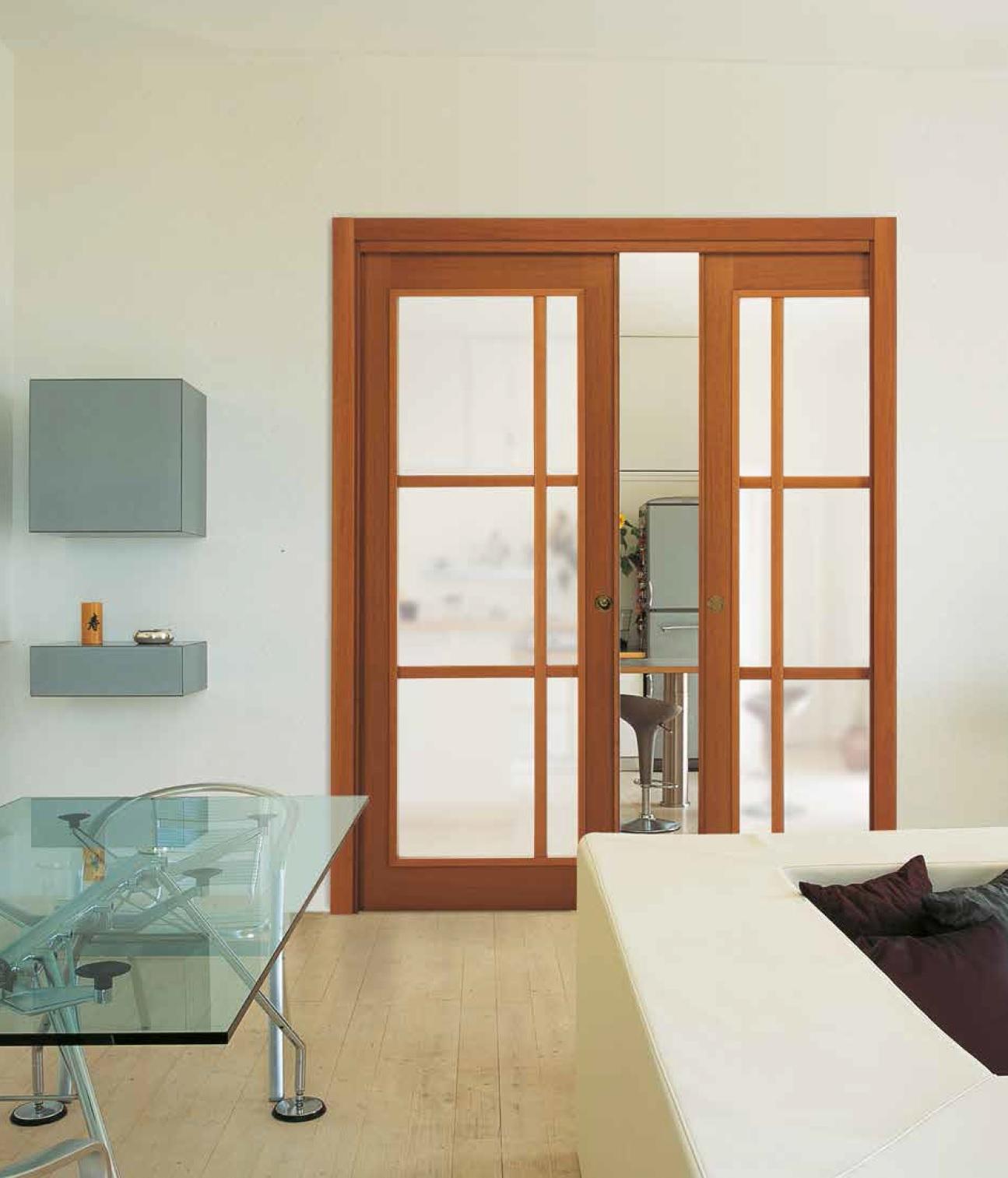 Nusco presenta la nuova collezione porte ed infissi n p r comunicazione - Nusco porte milano ...