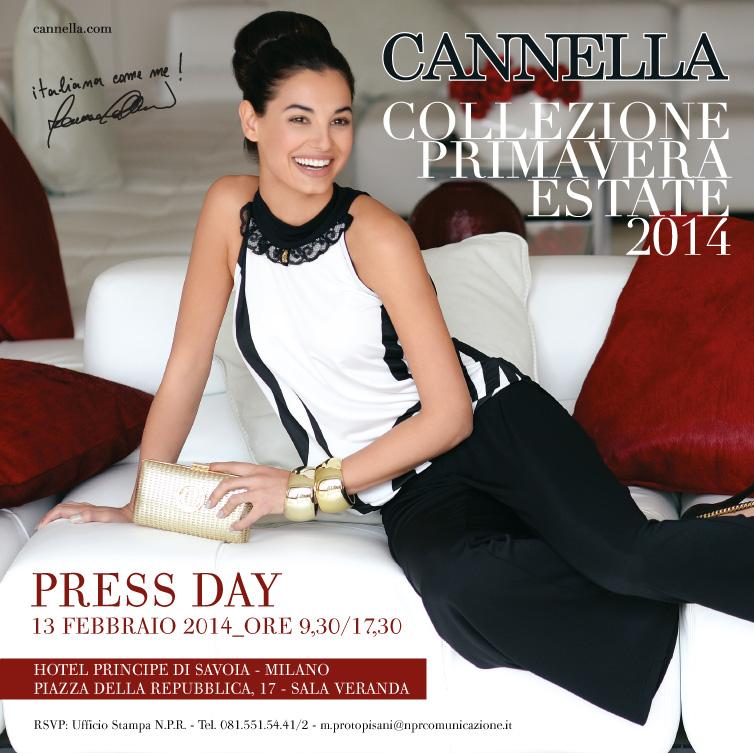 press day Cannella