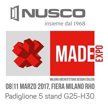 NUSCO MADE EXPO 17